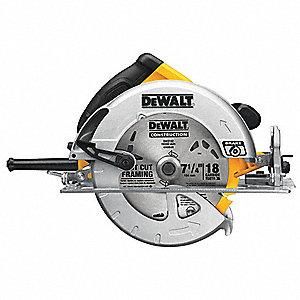 Dewalt circular saw7 14 in blade5200 rpm 24t877dwe575sb circular saw7 14 in blade5200 rpm greentooth Choice Image