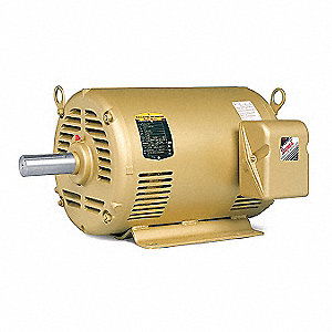 7-1/2 HP General Purpose Motor,3-Phase,1770 Nameplate RPM,Voltage 230/460,Frame 213T