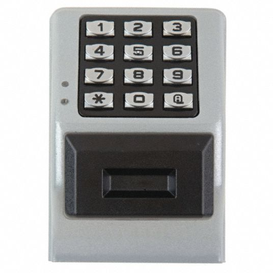 Wireless Keypad,  Keypad and Proximity Card Reader,  Number of Keys 0