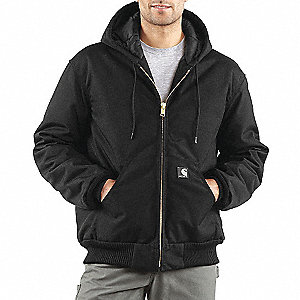EXTRMES WATER REPEL JACKET BLK 2XLT
