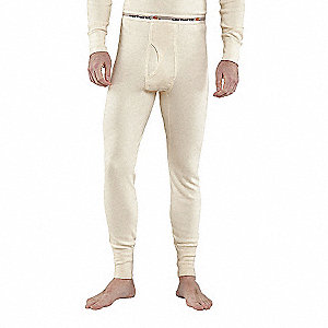 COTTON THERMAL BOTTOM NTL LT