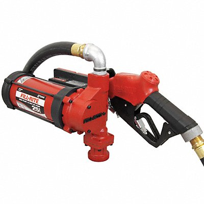 24UY34 - Fuel Transfer Pump 1/2 hp 25 gpm