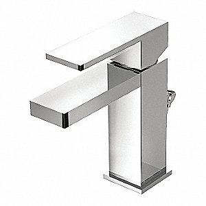 Bathroom Faucet, Single Handle Type