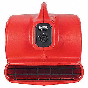 Portable Blower Fan,110V,3800 Cfm,Red