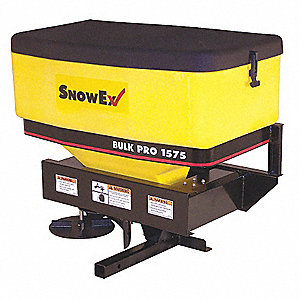 "Tailgate Spreader, 5.25 cu. ft. Capacity, Up to 30 ft. Spread Width, 2"" Receiver Mount Type"