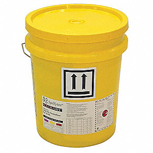 Liquid Acid Neutralizer Spill Kit,Bucket