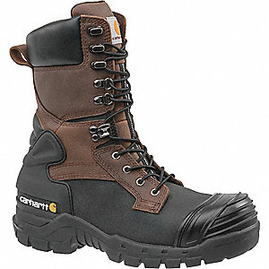 Pac Boots,Composite Toe,10In,10-1/2M,PR