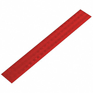 "Marking Tape, Checkered, Rectangle, 2"" Width, 10 PK"