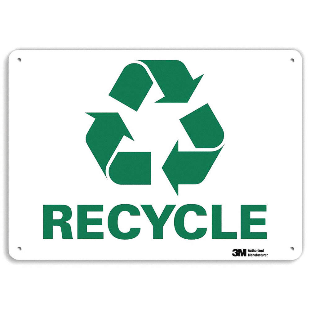 Lyle Recycling No Header Recycled Aluminum 7 X 10 With