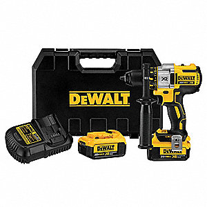 "20V MAX Premium XR Brushless Li-Ion 1/2"" Cordless Drill/Driver Kit, Battery Included"