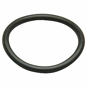 BELL TRAP O-RING,BLACK
