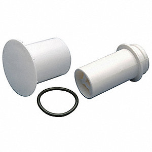 "2-1/2"" x 6-1/2"" Urinal Drain For Use With Waterless Urinals"