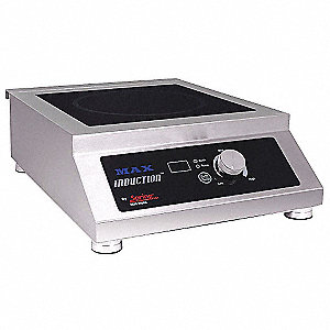 220V, 3500 Watt Portable Induction Range&#x3b; Includes Cord and Plug