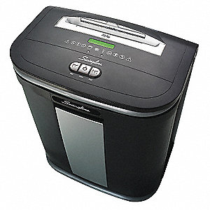Small office Paper Shredder, Micro-Cut Cut Style, Security Level 5