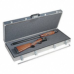 Gun Case,2 SM Scoped Rilfe Shotgun