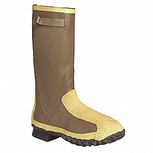 Winter Boots,Steel Toe,16In,Moss,7,PR