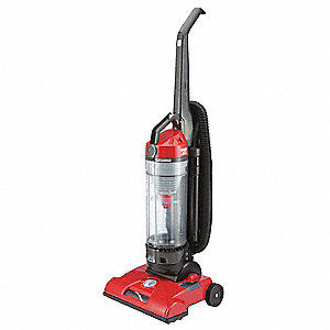 "1/2 gal. Capacity Bagless Upright Vacuum with 13"" Cleaning Path, 60 cfm, HEPA Filter Type, 12 Amps"