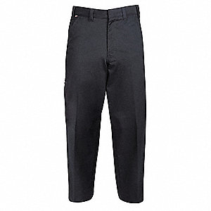 "Men's Twill Work Pants, DuPont(TM) Teflon® fabric protector, Color: Navy, Fits Waist Size: 36"" x 32"""