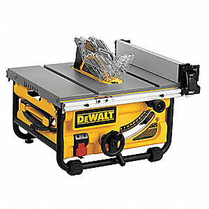 Table Saw, 10 in.