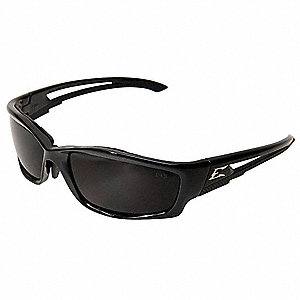 Vapor Shield Anti-Fog, Scratch-Resistant Safety Glasses, Smoke Lens Color