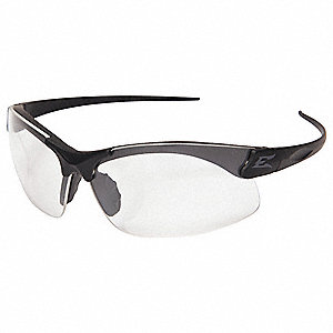 Sharp Edge with Vapor Shield Anti-Fog, Scratch-Resistant Safety Glasses , Clear Lens Color