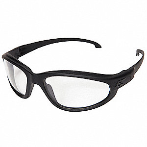 Vapor Shield Anti-Fog, Scratch-Resistant Safety Glasses, Clear Lens Color