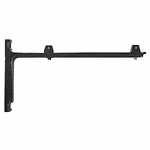 Sign Mounting Brackets, Alumnm, Flat Signs