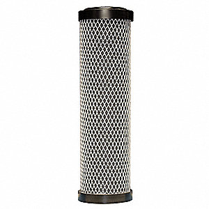 "20 Micron Rating Filter Cartridge, 2"" Diameter, 10"" Height, 5.00 gpm"