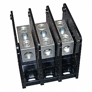 mersen power distribution block 175 max amps number of. Black Bedroom Furniture Sets. Home Design Ideas