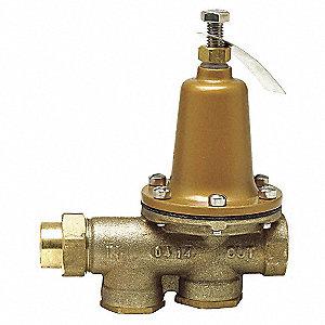 watts water pressure reducing valve 85 psi 25cd04 1 lf25aub hp z3 grainger. Black Bedroom Furniture Sets. Home Design Ideas