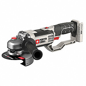 "4-1/2"" 20V MAX™ Cordless Angle Grinder, 20.0 Voltage, 8500 No Load RPM, Bare Tool"