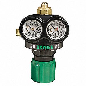 Edge-ESS3-125-540 Series, Gas Regulator, Single Stage, General Purpose, 5 to 125 psi