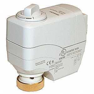 Valve Actuator,24V,Non-Spring Return