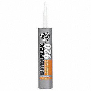 Dark Gray Sealant, Hybrid, 10.0 oz. Cartridge
