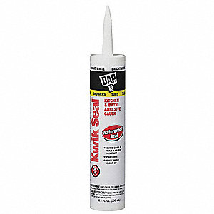 Adhesive Caulk,10.1 oz/,Clear