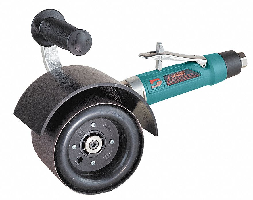15 in Air Finishing Sander, 1 hp HP
