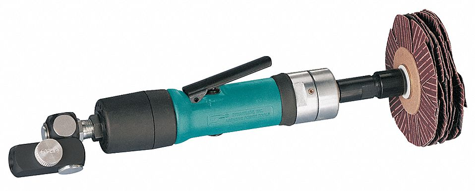 9 1/4 in Non-Vacuum Air Finishing Tool, 0.4 hp HP
