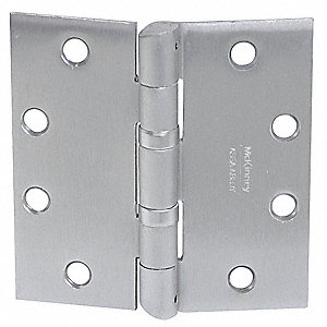 Hinge,Full Mortise,Ball Bearings