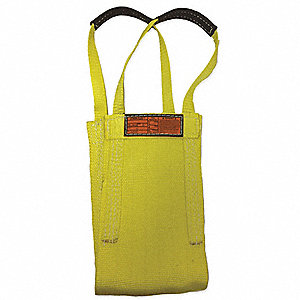 Web Sling,Cargo Basket Sling,12 ft L