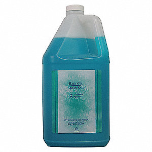 BATH GEL, NATURAL CHOICE, 4L