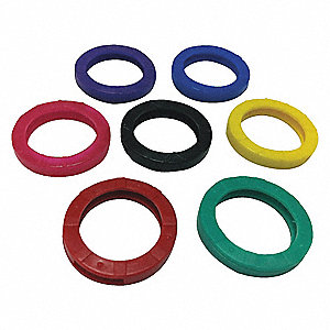 Key Identifier, Medium, Assorted, PK20
