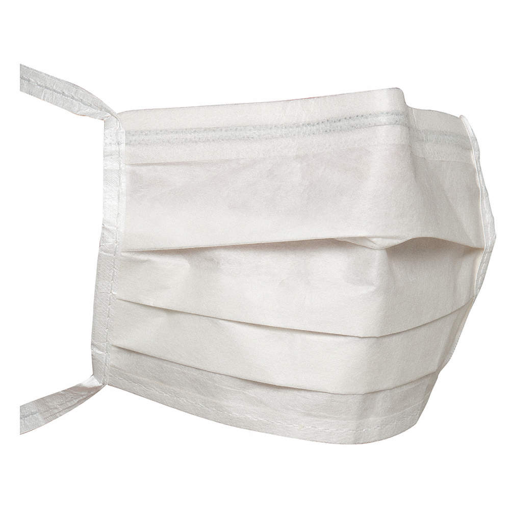 surgical white mask