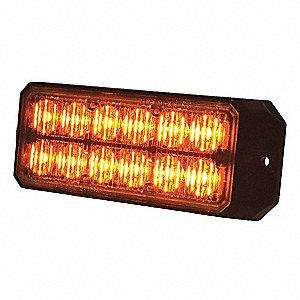 LIGHTHEAD 12 LEDS 12-24V AMBER