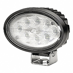 WORKLAMP LED OVAL 100 CLOSE RANGE