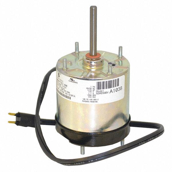 Morrill 1 15 hp ecm direct drive blower motor ecm 1550 for Ecm blower motor tester