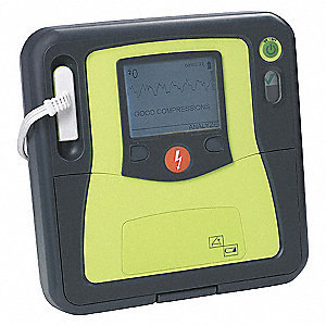 AED PRO MANUAL ONLY