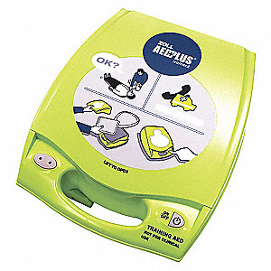 AED PLUS TRAINER 2 UNIT - FRENCH