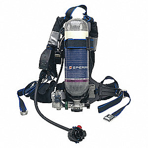 PANTHER SCBA LP, 30-MIN CARBON, SAR