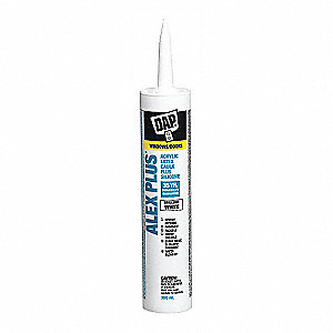 ALEX PLUS AC LATEX CAULK WHT 300ML
