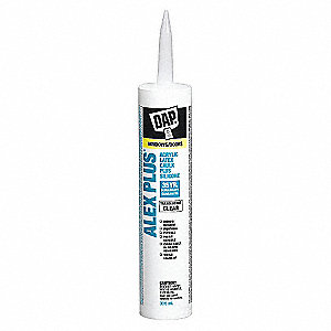 ALEX PLUS ACRYLIC LATEX CAULK,CLR,300ML